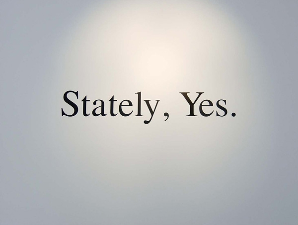 Staley, Yes - 2006
